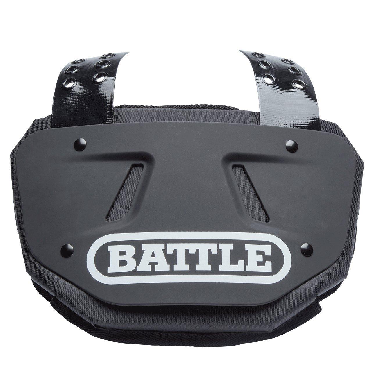 Battle back plate