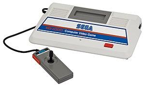 Sega's First System SG-1000