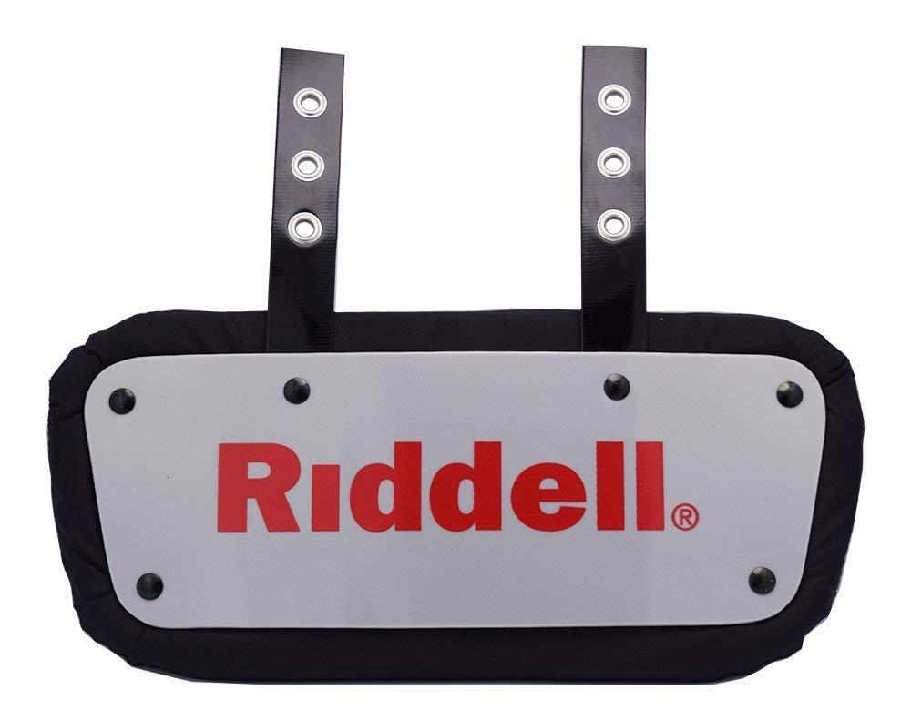 riddell back plate