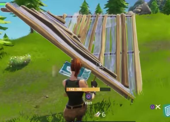 roof edit in fortnite