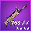 epic rarity gun in fortnite