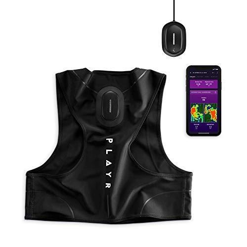 Sports bra tracking vest