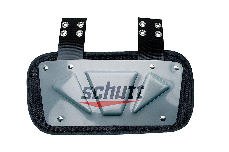 schutt back plate