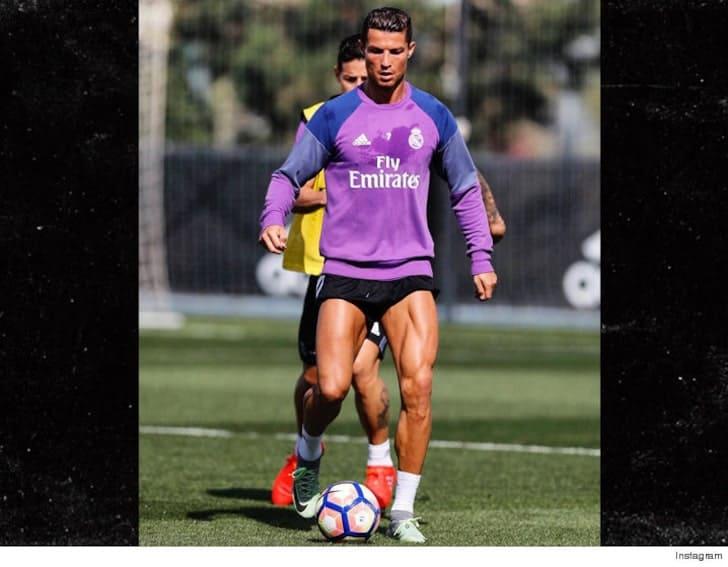 soccer player shaved legs