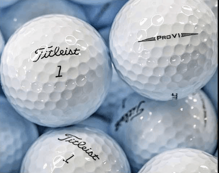 golf balls made in the USA