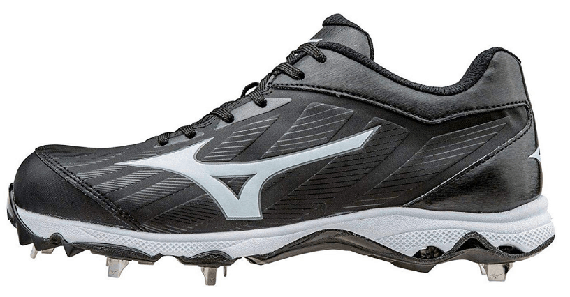 softball and soccer cleat