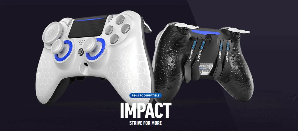 scuff impact controller