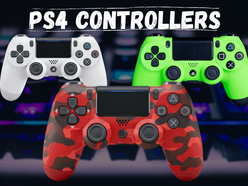 PS4 controller guide