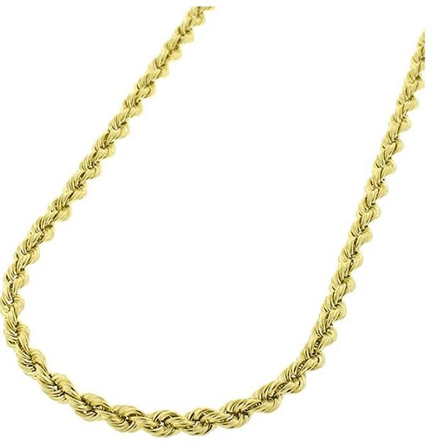 gold chain in baseball