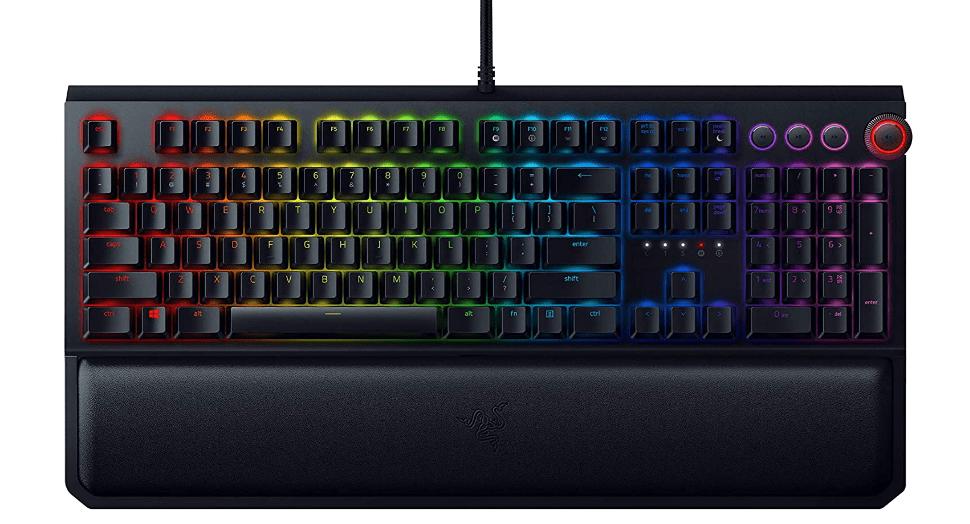 Mechanical keyboard for gamers