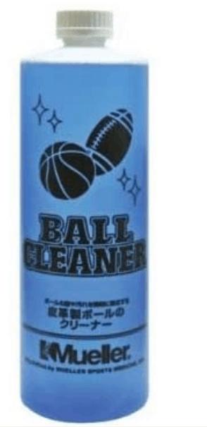 basketball cleaner