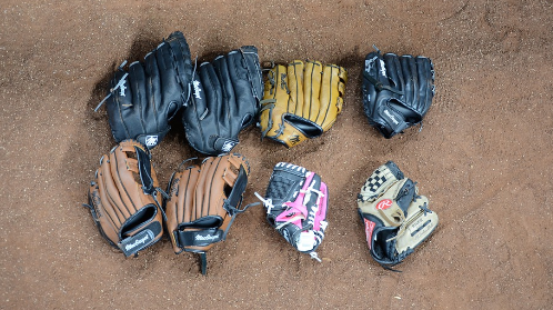 How to clean a softball glove